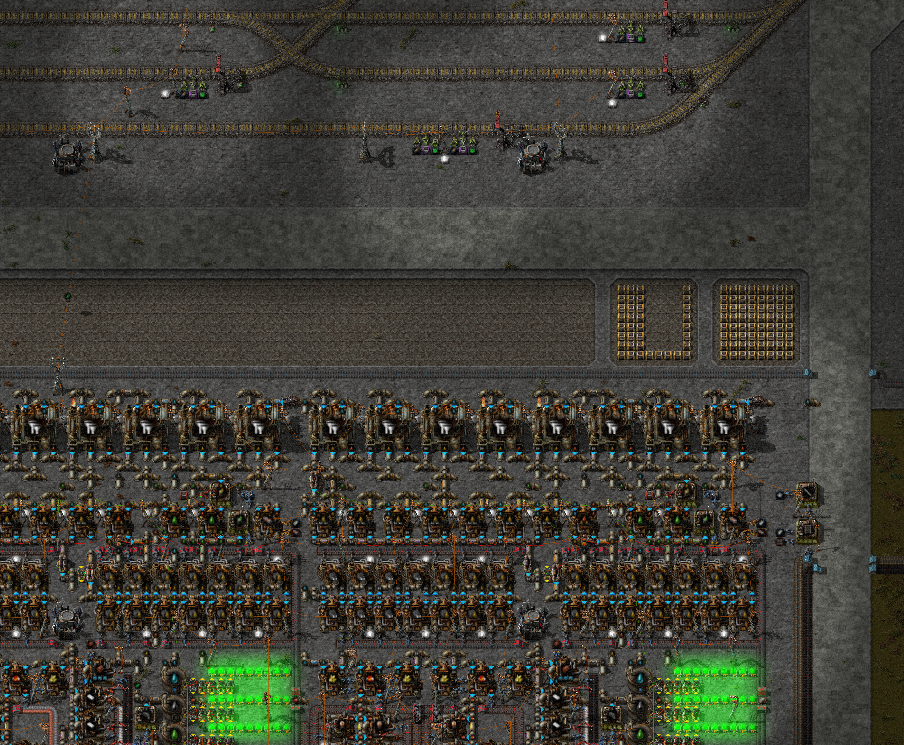 Refined concrete coloring on the map - Factorio Forums